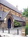 St Peter's Church, Prescot Place, London SW4 - geograph.org.uk - 835387.jpg