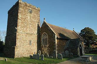 Kinson - St. Andrew's Church