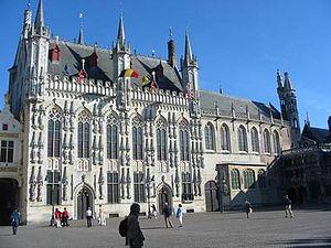 Antoon Claeissens - Image: Stadhuis Brugge