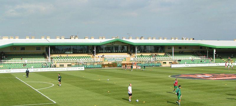 Stadion Dyskobolii Grodzisk Wielskopolski
