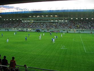 2016–17 Serbian SuperLiga - Image: Stadion FK Metalac