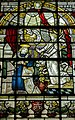 Stained glass window, St Mary's church, Glynde (15726042026).jpg