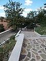 Stairs, Castle of Eger, 2016 Hungary.jpg