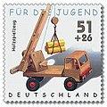 Stamp Germany 2002 MiNr2261 Holzspielzeug.jpg