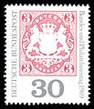 Stamps of Germany (BRD) 1969, MiNr 601.jpg