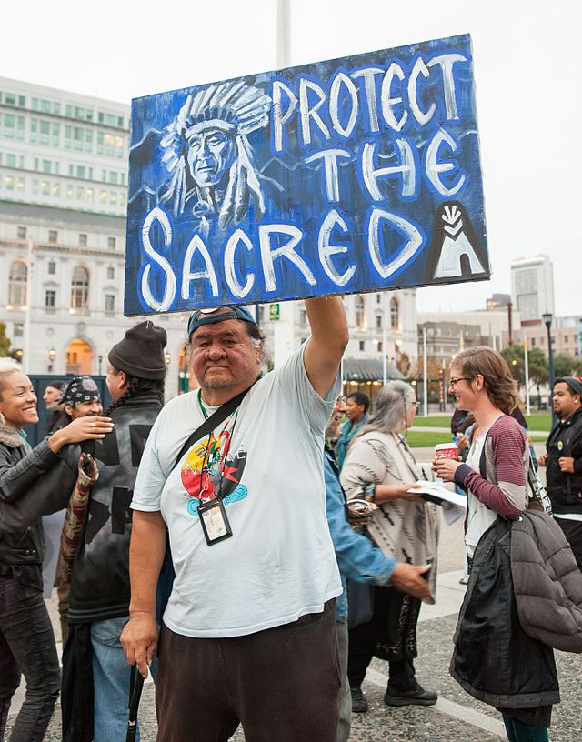 Stand_with_Standing_Rock_SF_Nov_2016_06.jpg: Stand with Standing Rock