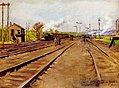 Stanhope Forbes - The Sidings.jpg