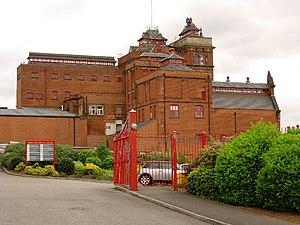 William Bradford (architect) - Shipstones Brewery