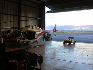 Bell 206L-1 helicopter (N38993) of Pacific Hel...