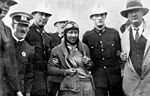 StateLibQld 2 170479 British aviator, Amy Johnson, upon her arrival at Brisbane in 1930.jpg