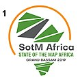 State of the Map Africa 2019 Logo Design 1 by Alex Page.jpg