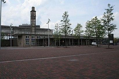Hoe gaan naar Station Hengelo met het openbaar vervoer - Over de plek