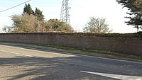Station Road railway bridge, Storeton 4.jpg