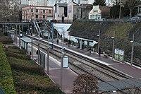 Station Tramway Ligne 2 Parc St Cloud 8.jpg