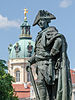 Statue of Frederick the Great in front of Schloss Charlottenburg, Berlin 20130720 1.jpg