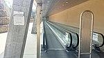 Stazione di Elmas Aeroporto tappeti mobili aprile 2019.jpg