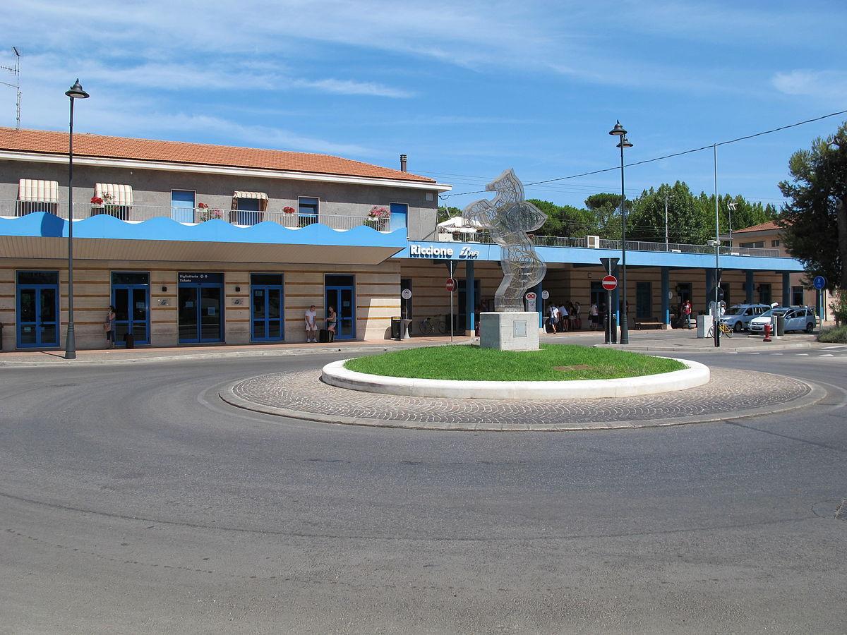 Da Stazione Rimini Fs A Via Sandro Pertini Villa Verucchio