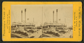 Steamer Richardson, landing, New Orleans, by Chase, W. M., 1818 or 19-1905.png