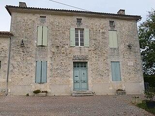 Sainte-Croix-de-Mareuil Commune in Nouvelle-Aquitaine, France