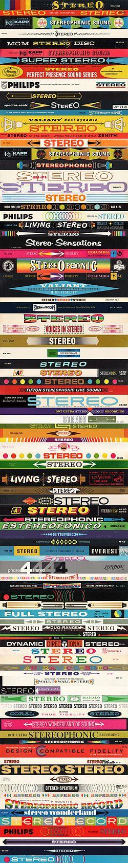 Stereophonic sound - Wikipedia
