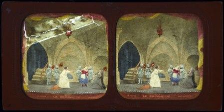 Stereokort, Le Prophète 11, acte V, scène VI - SMV - S101b.tif