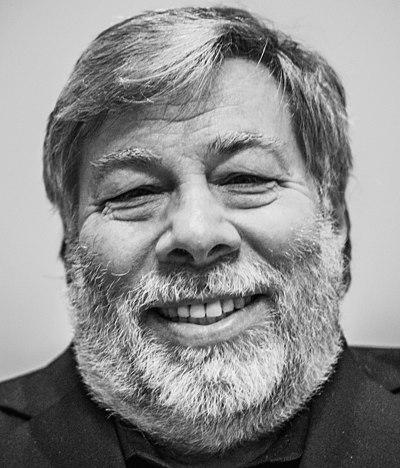 Steve Wozniak, American inventor, computer engineer, and programmer