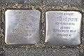 Stolperstein Duisburg 500 Altstadt Mainstraße 15 2 Stolpersteine H.jpg