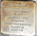 Stolperstein für Steinberg, Willi.png