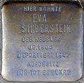 Stumbling stone for Eva Silberstein (Kartäuserhof 13)