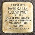 Stolpersteine für Goldschmidt, Domkloster 1, Köln-5529.jpg
