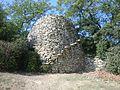 Stone Bee Hive - panoramio.jpg