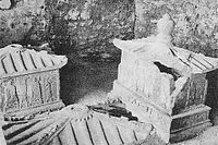 Stone sarcophagus of King Eiso.JPG