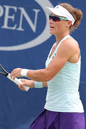 Samantha Stosur - Stosur at the 2016 US Open
