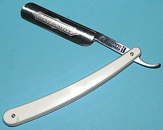 Straight razor - DOVO straight razor