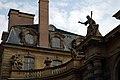 Strasbourg, Palais Rohan, détails côté Place du Château.jpg