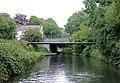 Stratford-upon-Avon Canal near Brandwood End, Birmingham - geograph.org.uk - 1725436.jpg
