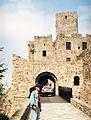 Strecno, castle, 10.5.1999.jpg
