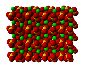 Strontium sulfate - Image: Strontium sulfate from xtal 3D SF