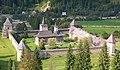 Sucevița Monastery, Romania.jpg