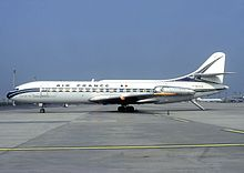 Sud SE-210 Caravelle III, Air France AN0916091.jpg