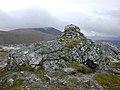Summit cairn of Creag Pitridh - geograph.org.uk - 627378.jpg