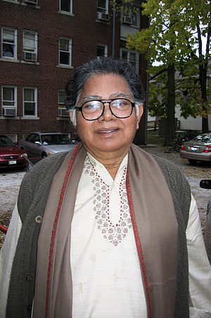 Sunil Gangopadhyay - Image: Sunil Gangopadhyay taken by Ragib