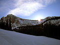 Sunshine Village - Sunrise on Sunshine Coast.jpg