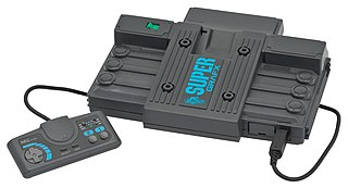 PC Engine SuperGrafx fourth-generation home video game console