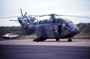 30 Squadron SAAF - A SAAF Super Frelon as flown by 30 Squadron