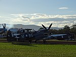 Supermarine Spitfire HF Mk VIII RAAF (26915466900).jpg