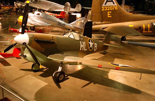 Spitfire Vc (Trop) MA863