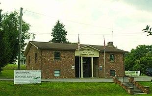 Surgoinsville City Hall