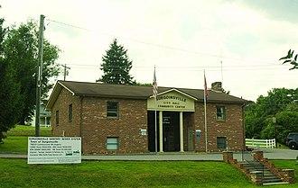 Surgoinsville, Tennessee - Surgoinsville City Hall