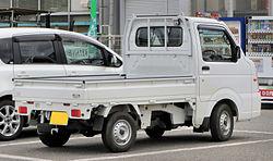 Suzuki Carry Truck FC 4WD DA65T Rear 0332.JPG